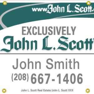 JOHN L SCOTT 6x24 18X24 YD