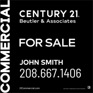 CENTURY 21 BEUTLER 4X4 COMMERCIAL FOR SALE BLACK
