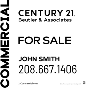 CENTURY 21 BEUTLER 4X4 COMMERCIAL FOR SALE WHITE