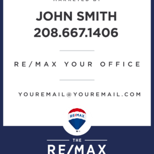 REMAX COLLECTION 30X24